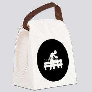 Acupuncture-AAB1 Canvas Lunch Bag