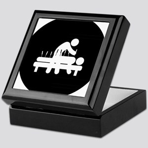 Acupuncture-AAB1 Keepsake Box