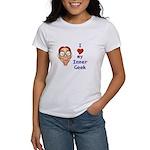 Boy Inner Geek Women's T-Shirt