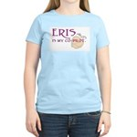Eris Is My Co-Pilot Women's Light T-Shirt