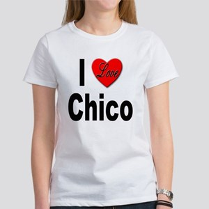 I Love Chico (Front) Women's T-Shirt