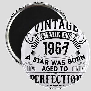 Vintage 1967 Magnets