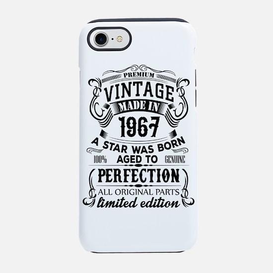 Vintage 1967 iPhone 7 Tough Case
