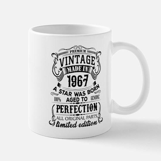 Vintage 1967 Mugs