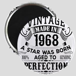 Vintage 1968 Magnets