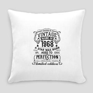 Vintage 1968 Everyday Pillow