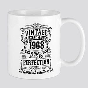 Vintage 1968 Mugs