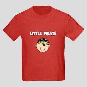 Little Pirate Kids Dark T-Shirt
