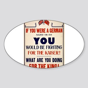 if you were a german aged 18-50 you would be fight