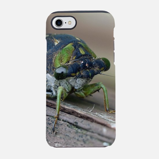Cicada iPhone 7 Tough Case