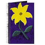Big Yellow Flower Journal