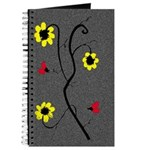 Yellow Flower Branch Journal