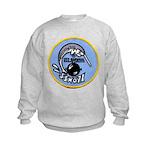 USS NARWHAL Kids Sweatshirt