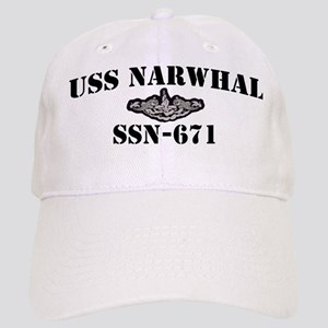 USS NARWHAL Cap