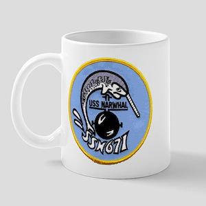 USS NARWHAL Mug
