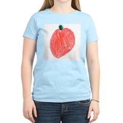Tomato Women's Pink T-Shirt