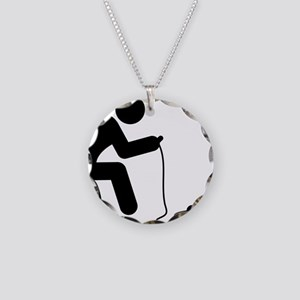 Gaming-AAA1 Necklace Circle Charm