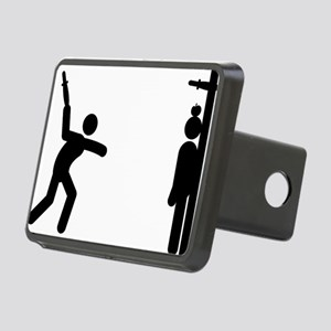 Knife-Throwing-AAA1 Rectangular Hitch Cover