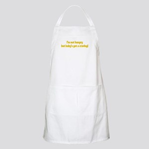 Im Not Hungry BBQ Apron