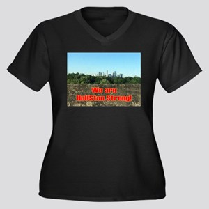 We are HoUSton Strong Plus Size T-Shirt