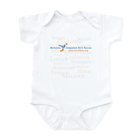 Background Species Infant Bodysuit