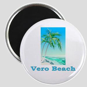 Vero Beach, Florida Magnet