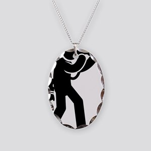 Photography-AAA1 Necklace Oval Charm