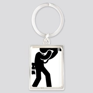 Photography-AAA1 Portrait Keychain