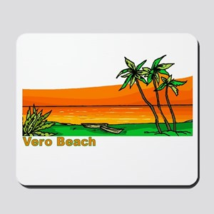 Vero Beach, Florida Mousepad