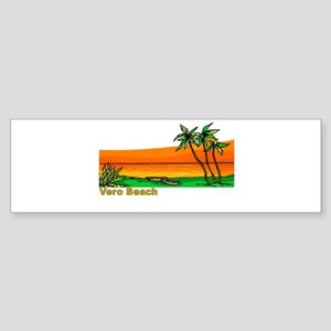 Vero Beach, Florida Bumper Sticker