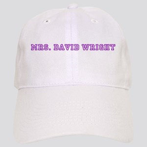 mrs. david wright Cap