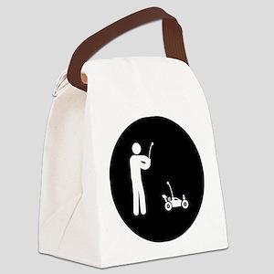Remote-Control-Car-AAB1 Canvas Lunch Bag