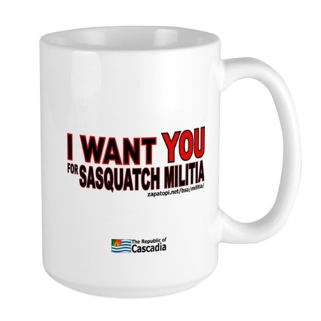 Large Uncle Sas Mug