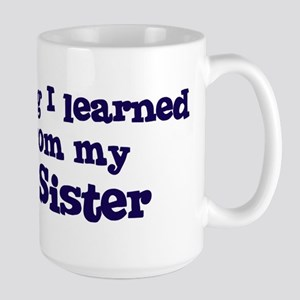 Twin Sister : Everything Mugs
