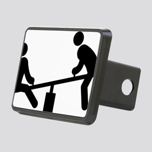 See-Saw-AAA1 Rectangular Hitch Cover