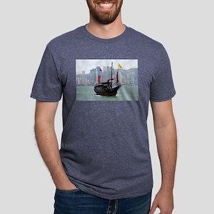 Chinese junk, Hong Kong 2 T-Shirt