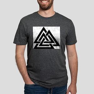 Valknut / Odin's Knot - B& T-Shirt