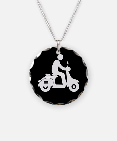 Scooter-AAB1 Necklace