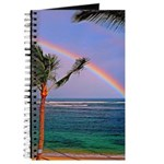 Hawaiian double rainbow Journal