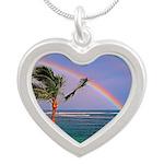 Hawaiian double rainbow Necklaces