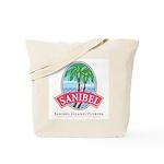 Sanibel Oval Tote Bag