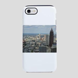Atlanta Skyline iPhone 7 Tough Case