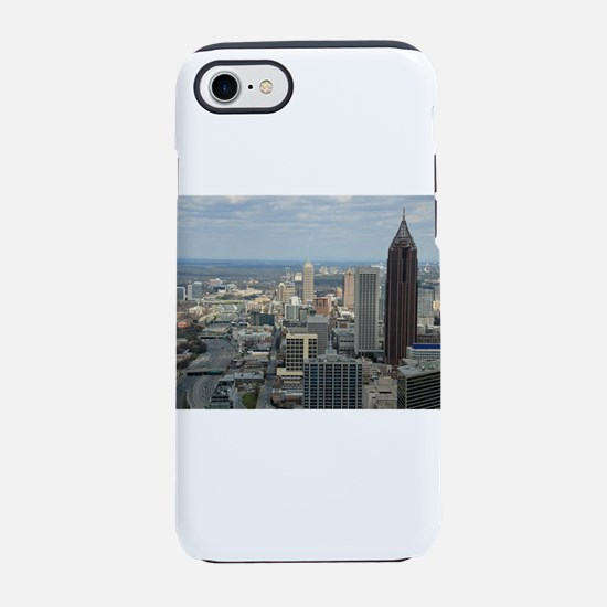 Atlanta Skyline iPhone 7 Tough Case
