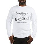 Better in the Ballroom Long Sleeve T-Shirt