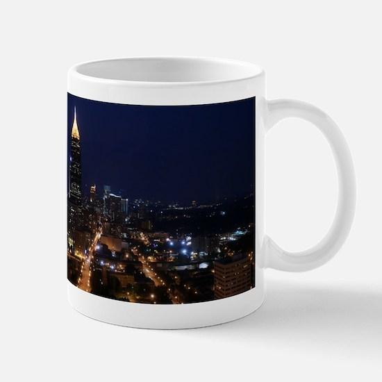 Atlanta Georgia Night Mugs