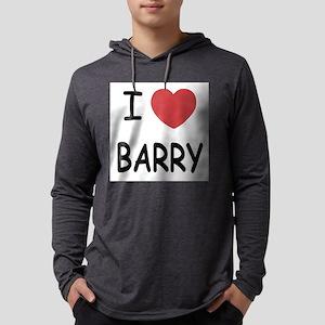I heart barry Long Sleeve T-Shirt