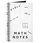 Math Notes Journal