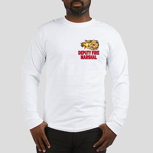 Deputy Fire Marshal Long Sleeve T-Shirt