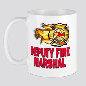 Deputy Fire Marshal Mug