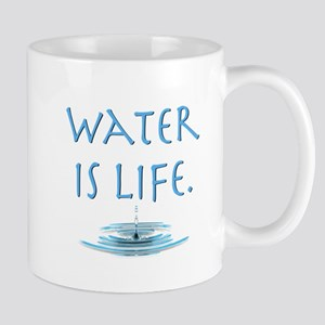 Water is Life Mugs